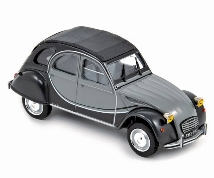 CITROEN 2CV Charleston 1982 - 1/43 NOREV