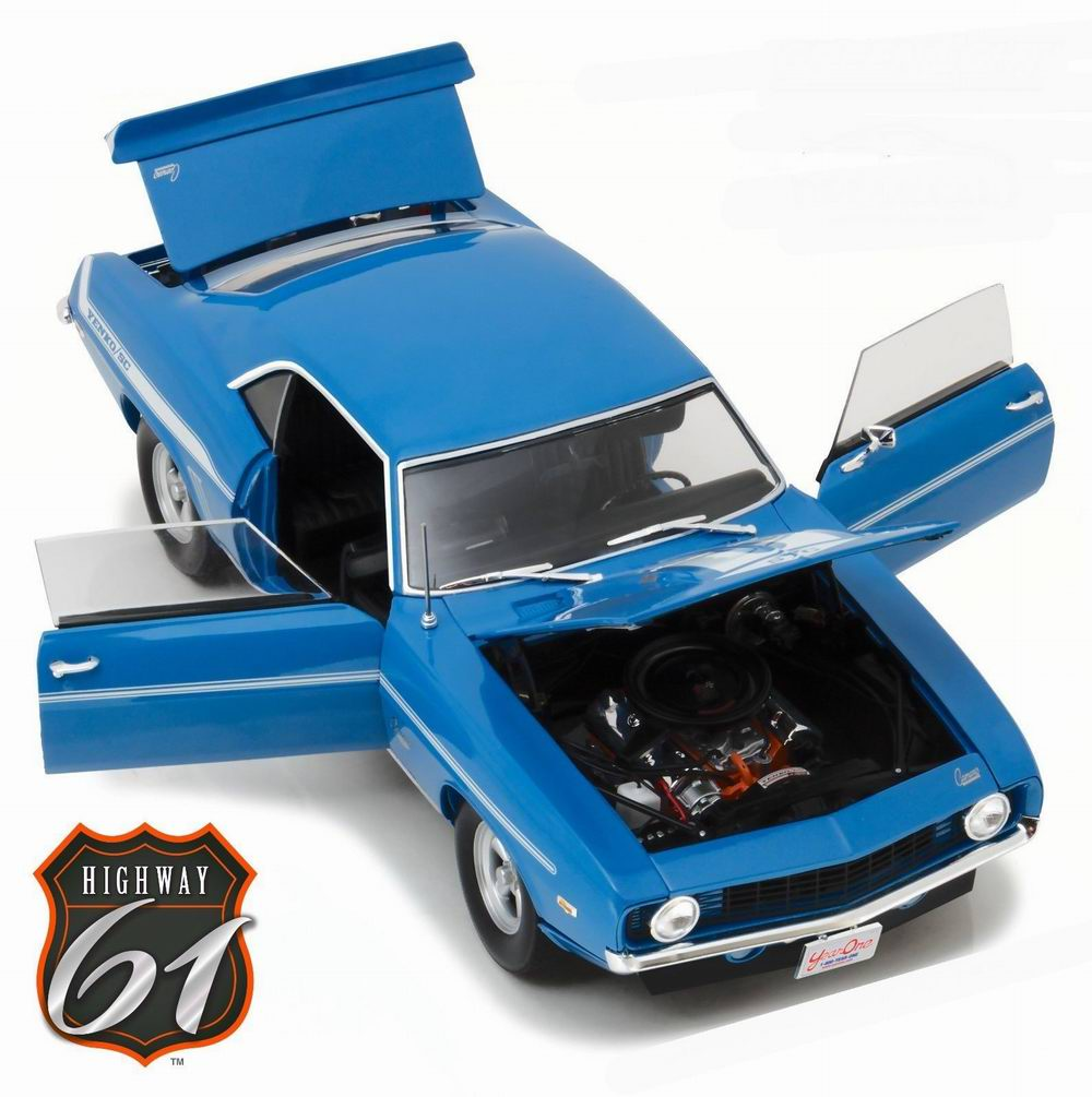 figurines voitures films s ries voiture miniature chevrolet camaro yenko 1969 de brian 2. Black Bedroom Furniture Sets. Home Design Ideas