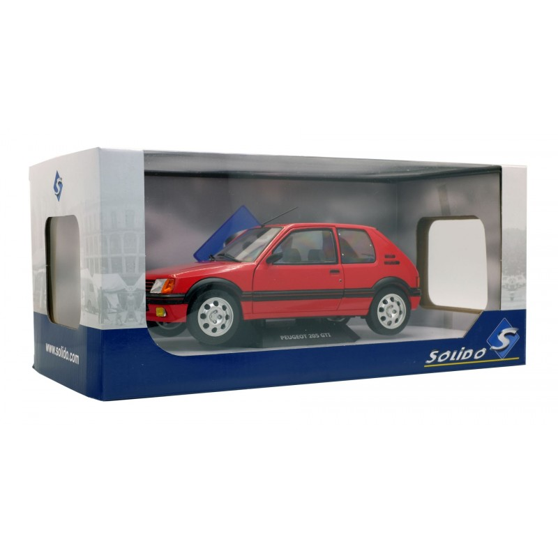 Miniaturesgt; 205 Gti Peugeot De 9l 1 Solido 18 Autos 1 TFcJlK13