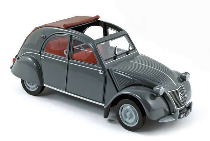 citroen 2cv miniature 1  18
