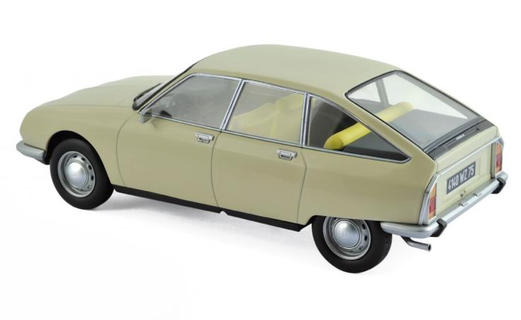 Miniature CITROEN GS de 1971 1/18 NOREV