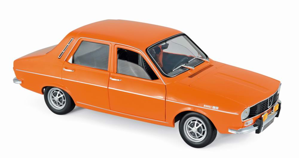 Voiture Miniature RENAULT 12 TS Norev 1/18