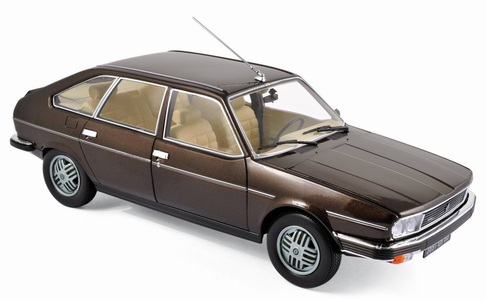 Models Cars 1 18 Norev Renault Bronze Brown Metallic Renault