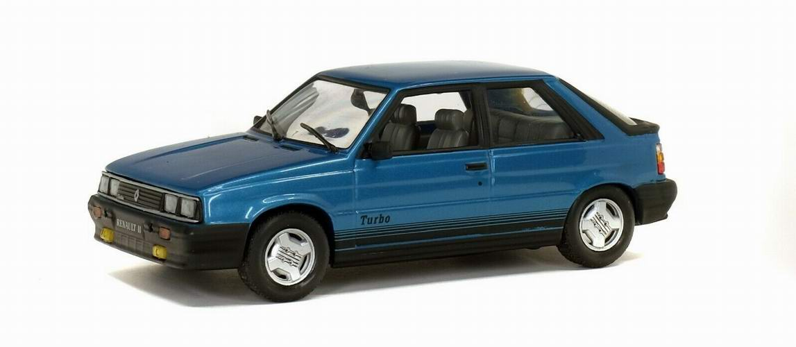 Voiture Miniature Renault 11 Turbo 1985 Solido 1/43