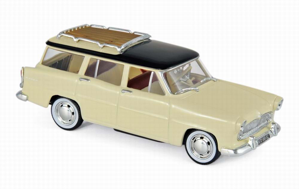 Voiture métal SIMCA Vedette Marly Norev 1/43