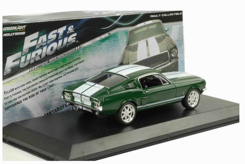 News > SEAN'S 1967 FORD MUSTANG FASTBACK Fast and Furious Tokyo ...