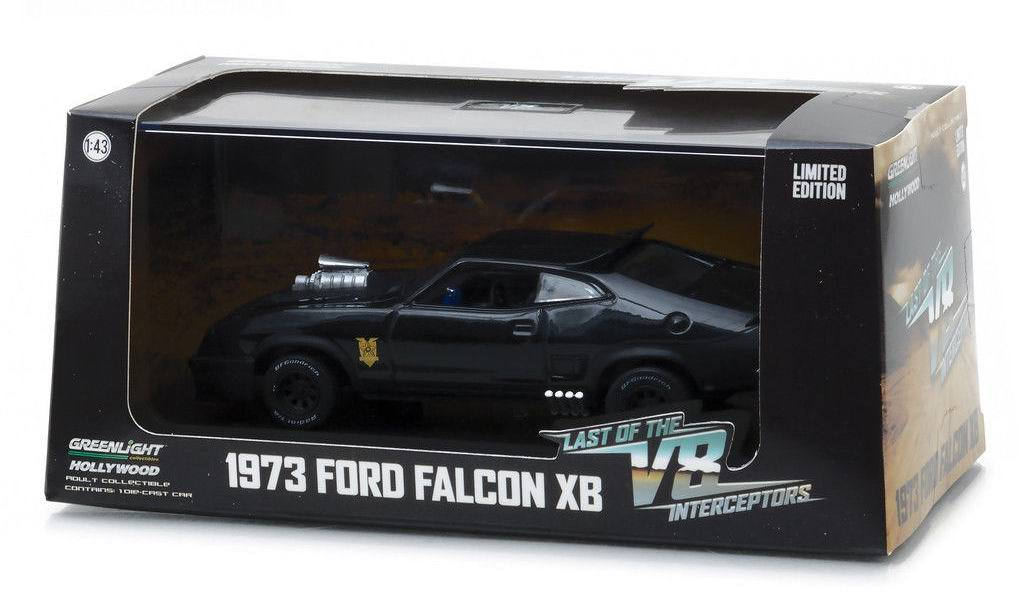 News > MAD MAX THE ROAD WARRIOR - INTERCEPTOR FORD Falcon XB
