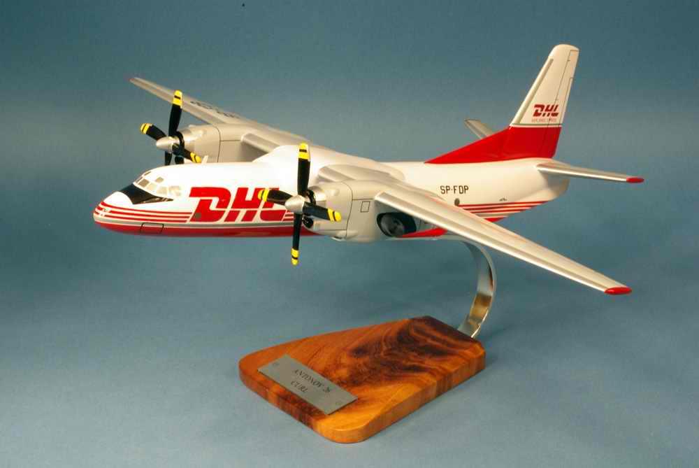 Antonov 26 Curl DHL 1/60