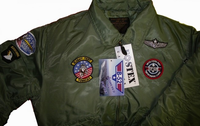 TOP GUN B-52 Flight Jacket Child