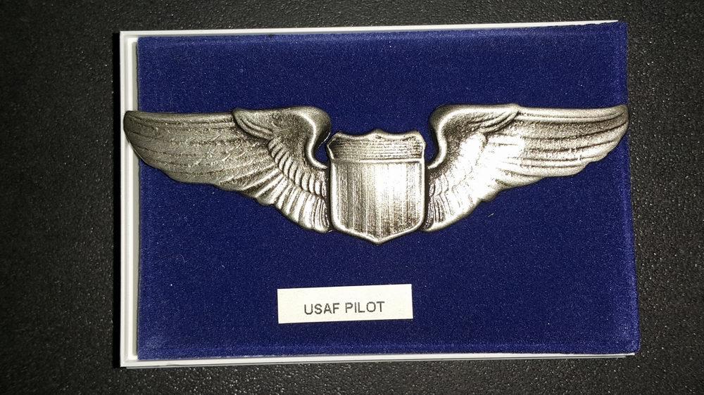 USAF US AIR FORCE Pilot Wings