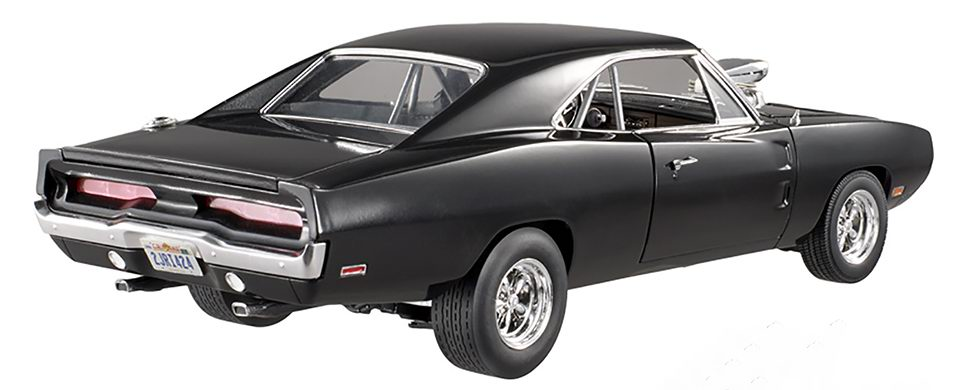 Dodge Charger Hemi 1970 Fast and Furious 1/18& Hotwheels