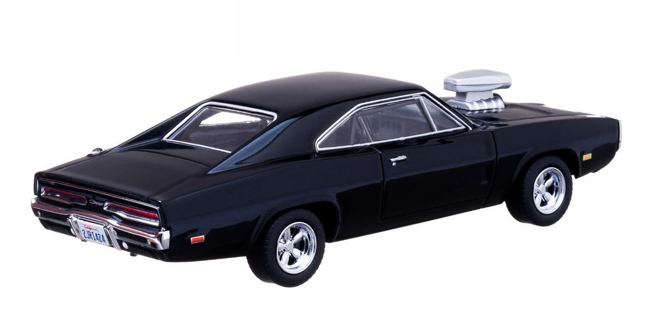 Miniature voiture Dodge Charger R/T 1970 Fast and Furious 1/43ème