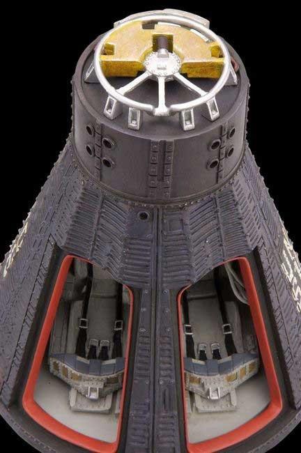 gemini 4 spacecraft documents - photo #7