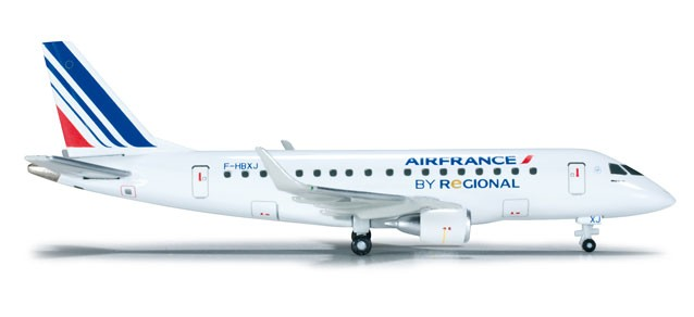 AIR FRANCE By Regional EMBRAER ERJ-170 1/400