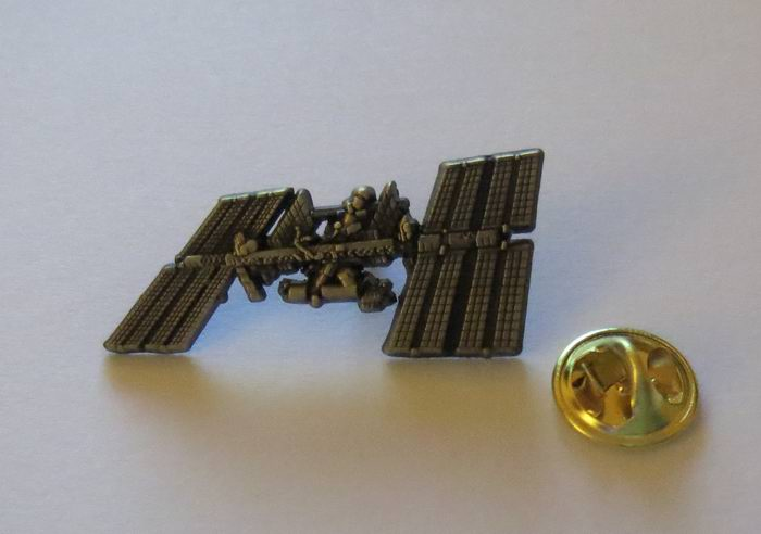 Pins NASA de la Station Spatiale Internationale ISS en 3D