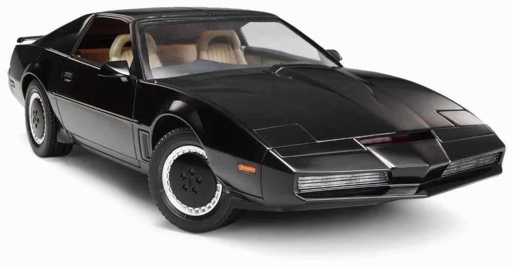 nouveaut s maquette en kit monter et peindre voiture k2000 kitt pontiac firebird knight. Black Bedroom Furniture Sets. Home Design Ideas