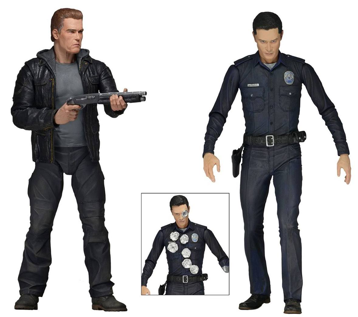 New Terminator Toys 118