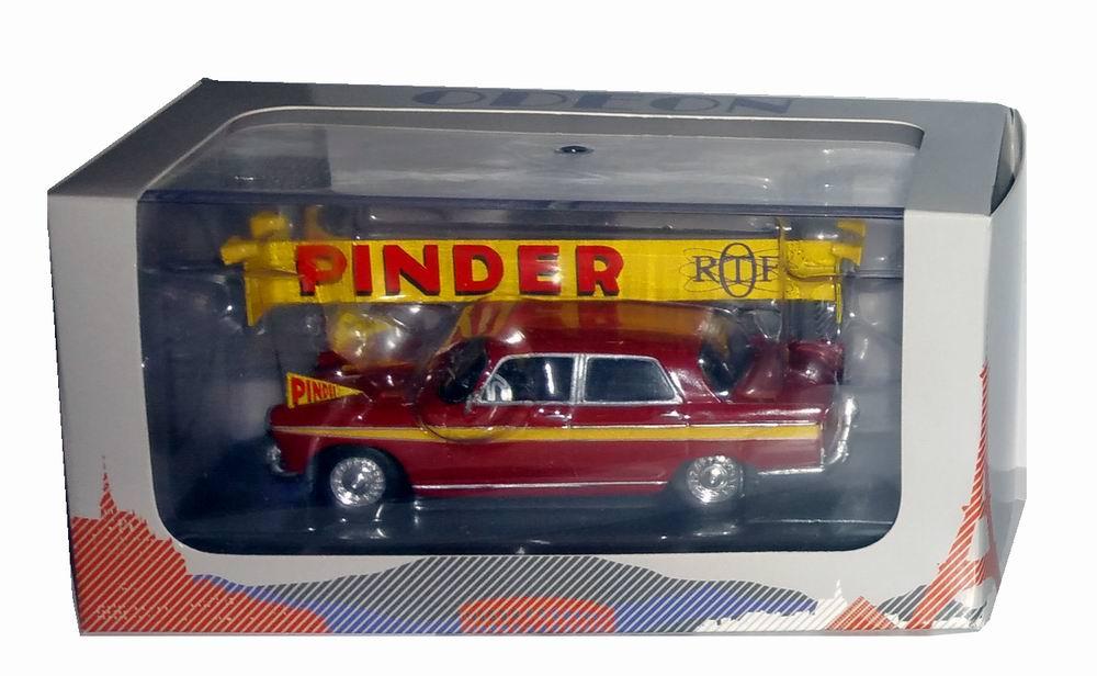 Miniaturesgt; Du Peugeot Ortf Cirque 404 Pinder wOPn0N8kX