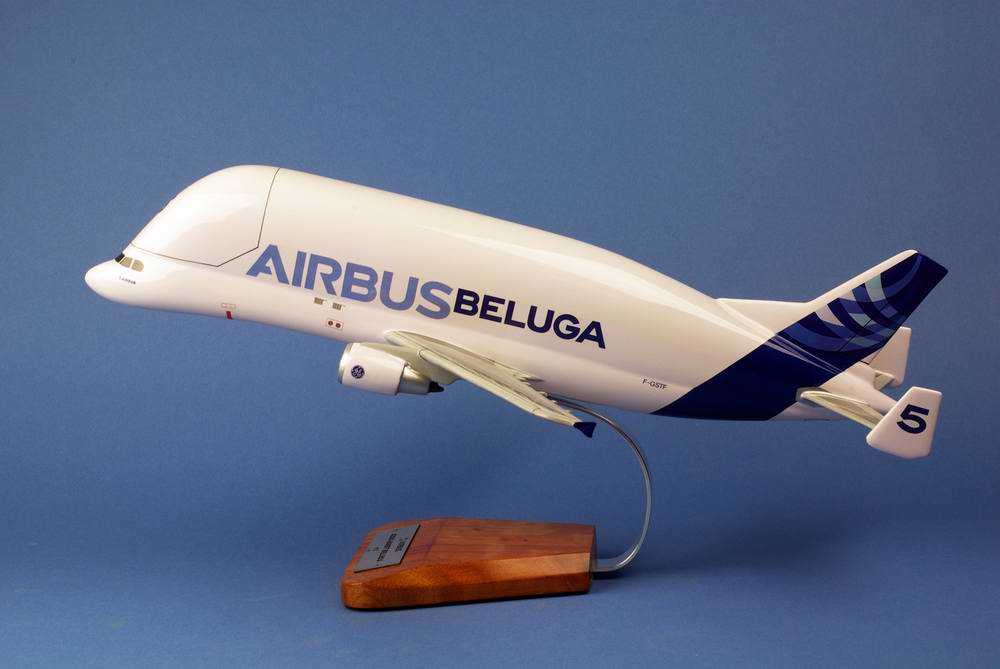 maquette Airbus A300-600ST Belouga N°5 AIRBUS INDUSTRIES