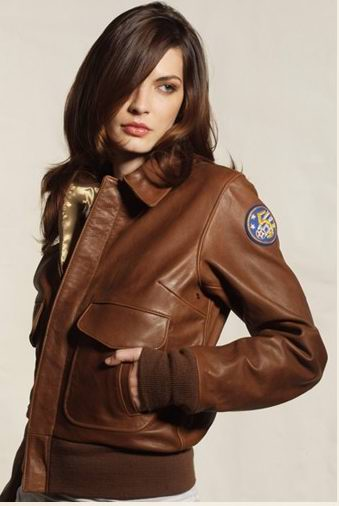 b981195093a Women s A-2 Jacket COCKPIT USA formerly Avirex LTD