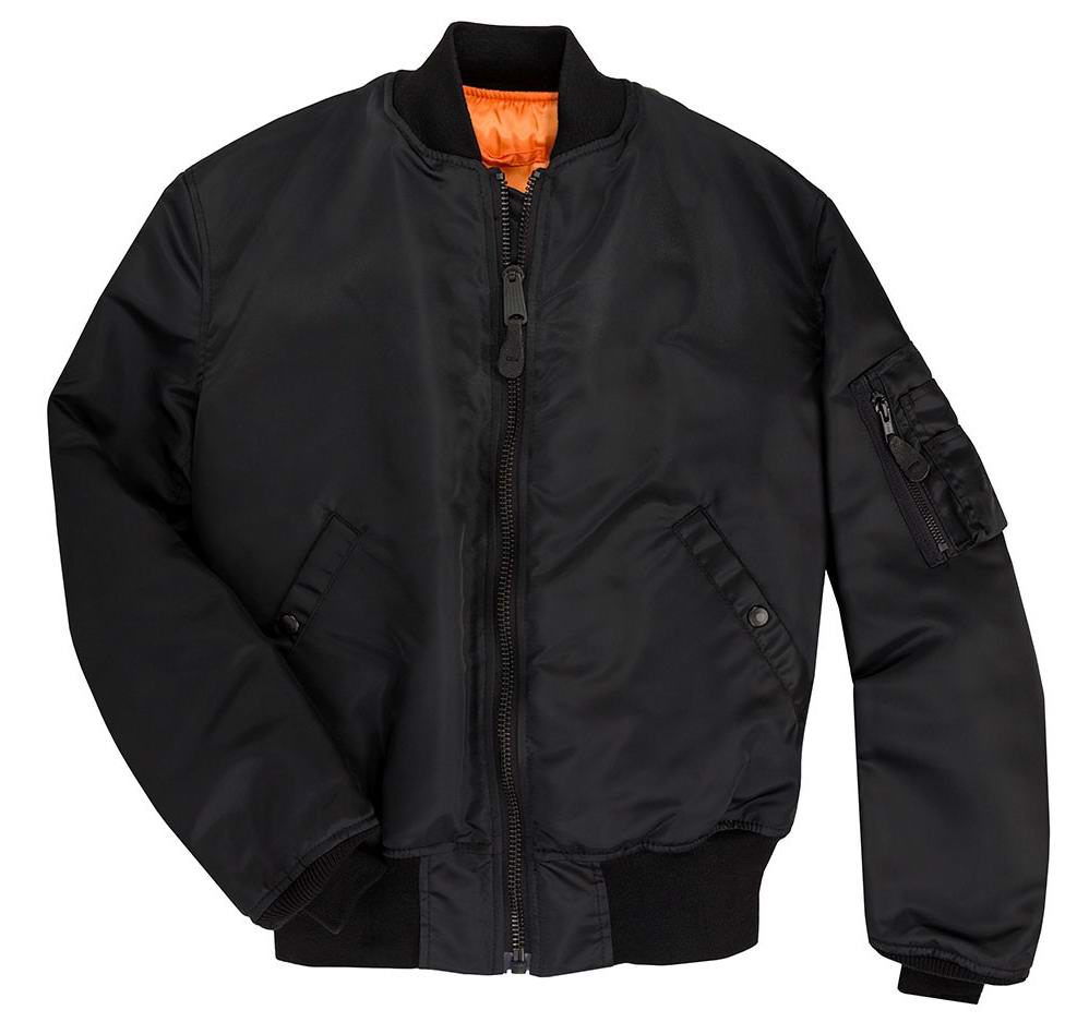blouson bombers MA-1 made in USA