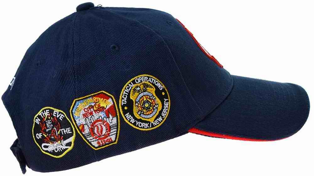 Casquette baseball NYFD New York Fire Departement Pompiers US