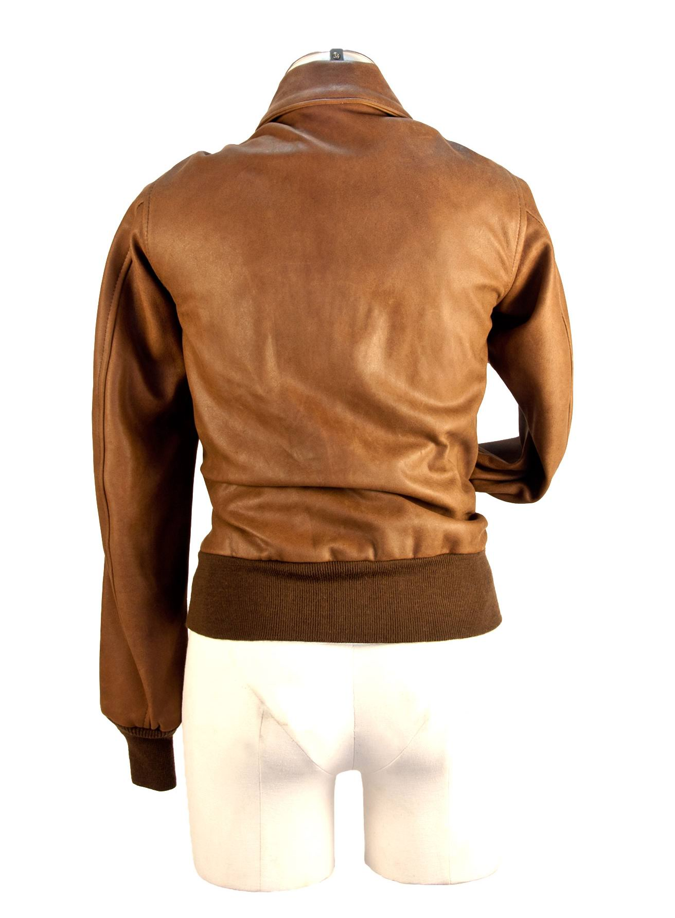Blouson en cuir A-2 pour Femme COCKPIT - AVIREX