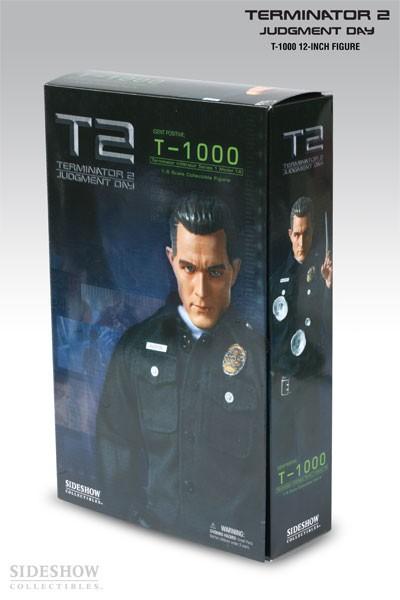 Policier T-1000