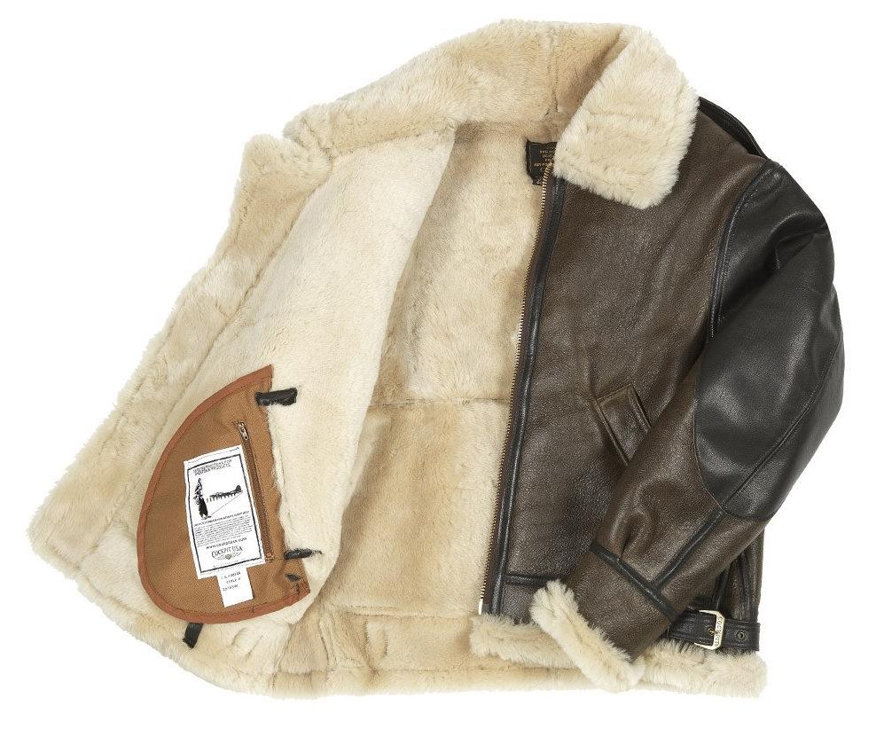 Avirex Sheepskin Jackets 3JRRtd