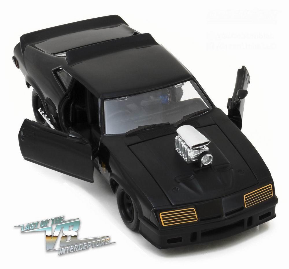 miniature Voiture de Mad Max Ford Falcon Interceptor XB