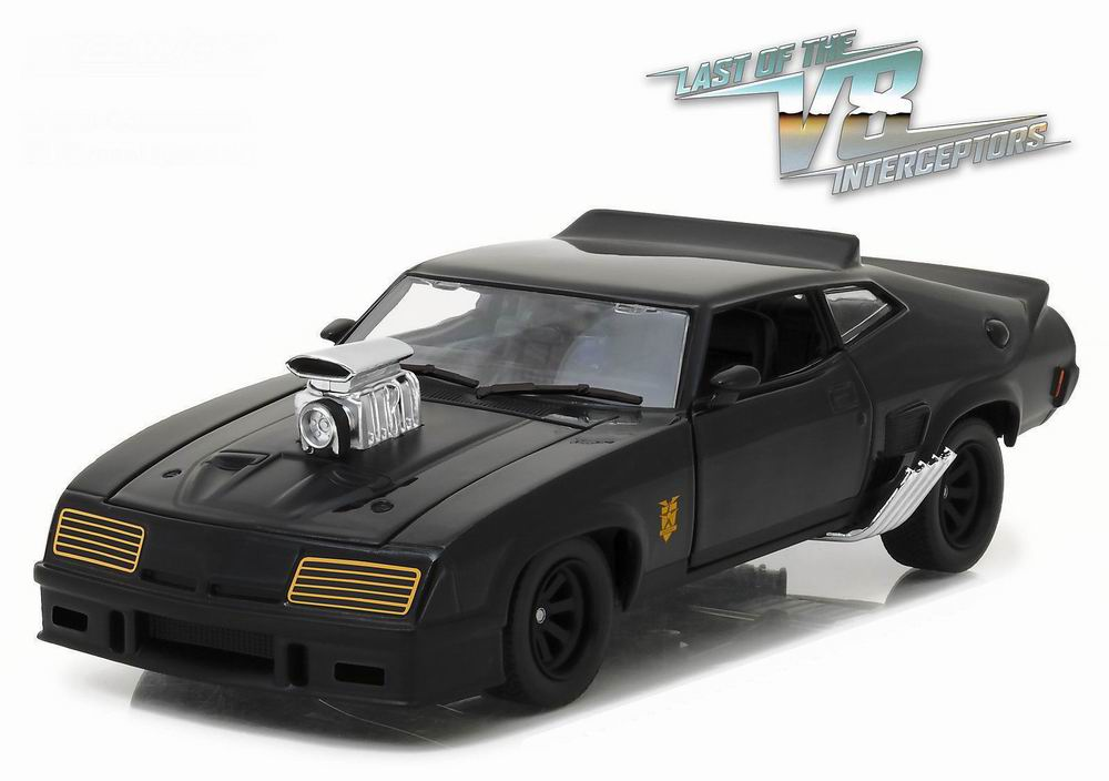 Voiture Mad Max Ford Falcon XB interceptor 1/24