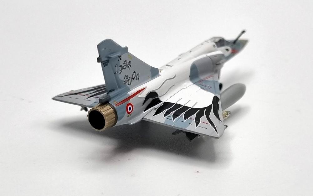 Maquette Mirage 2005C Dassault Aviation Escadron de chasse 1/2 Cigognes 1/200