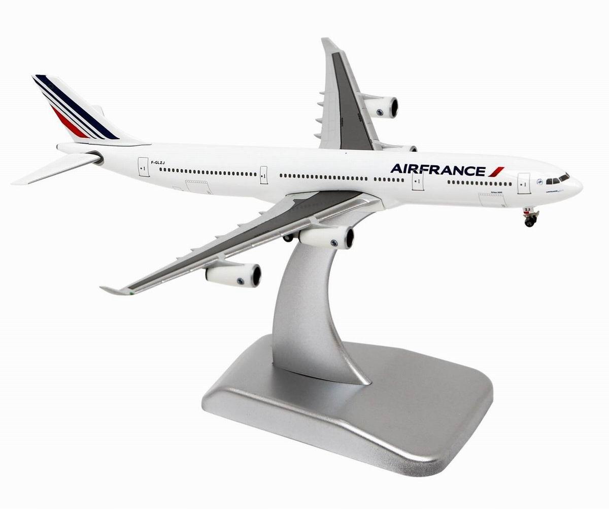 Maquette métal Airbus A340-300 Air France 1/500