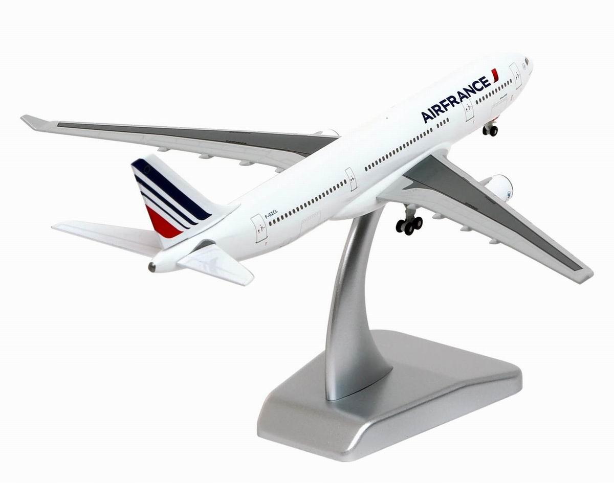 Maquette métal Airbus A330-200 Air France 1/400