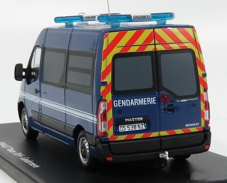 Renault MASTER GENDARMERIE NOREV 1/43