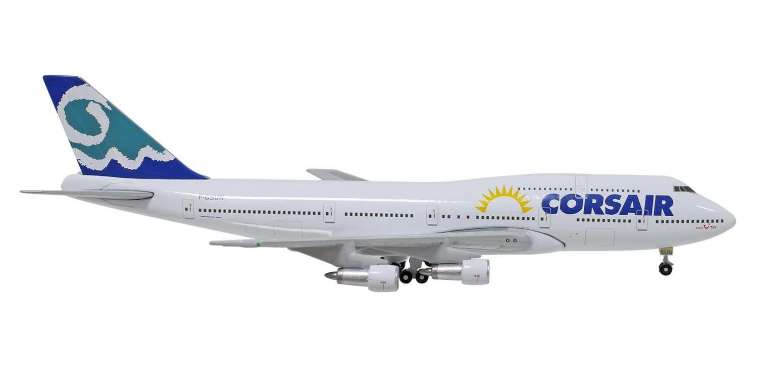 Maquette BOEING 747-400 CORSAIR F-SUN 1/200