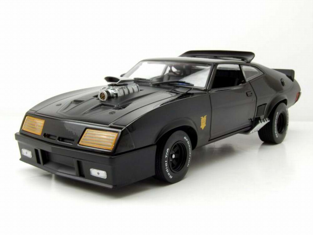 Voiture Mad Max Ford Falcon XB Coupe 1973 V8 Interceptor 1/18