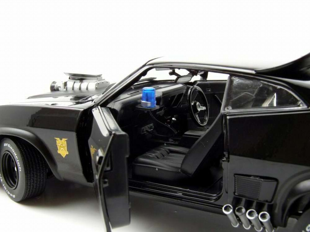 Miniature voiture Mad Max Ford Falcon XB Coupe 1973 V8 Interceptor