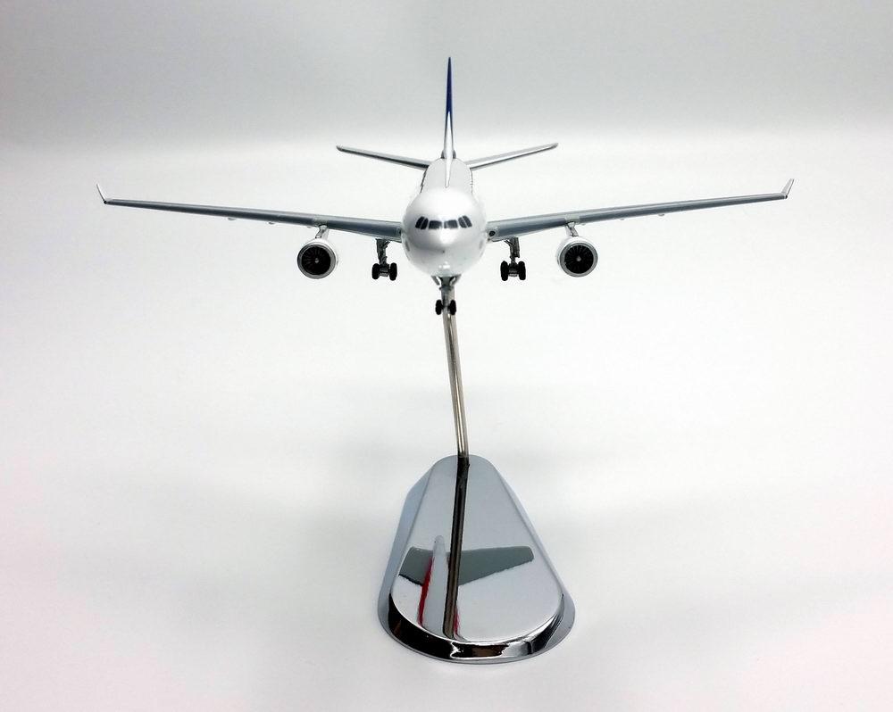 maquette AIRBUS A330-200 Sarko one Présidentielle République Française FRANCE  1/400