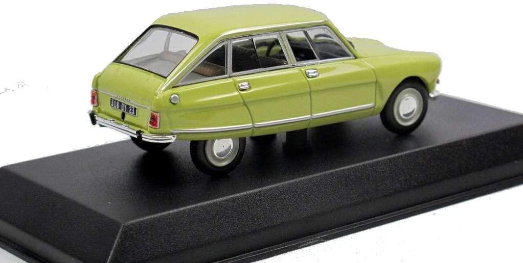Miniature CITROEN Ami 8 Club de 1970 1/43 NOREV