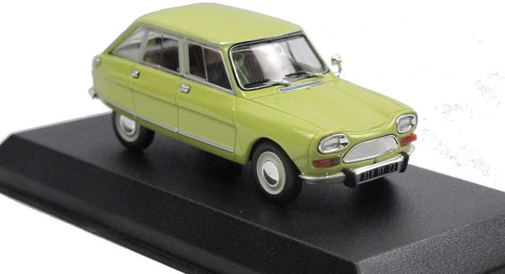 Miniature CITROEN Ami8 club de 1970 1/43 NOREV