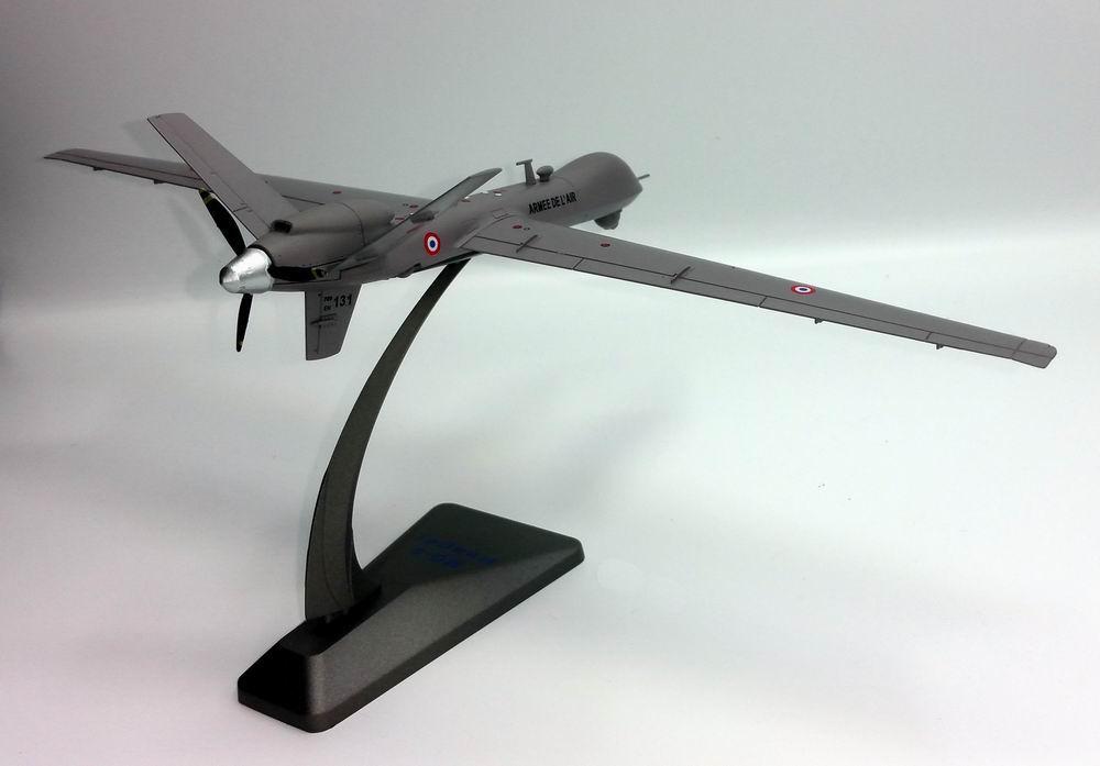 Maquette Drone Reaper MQ-9 1/72 Armée de l'Air Française