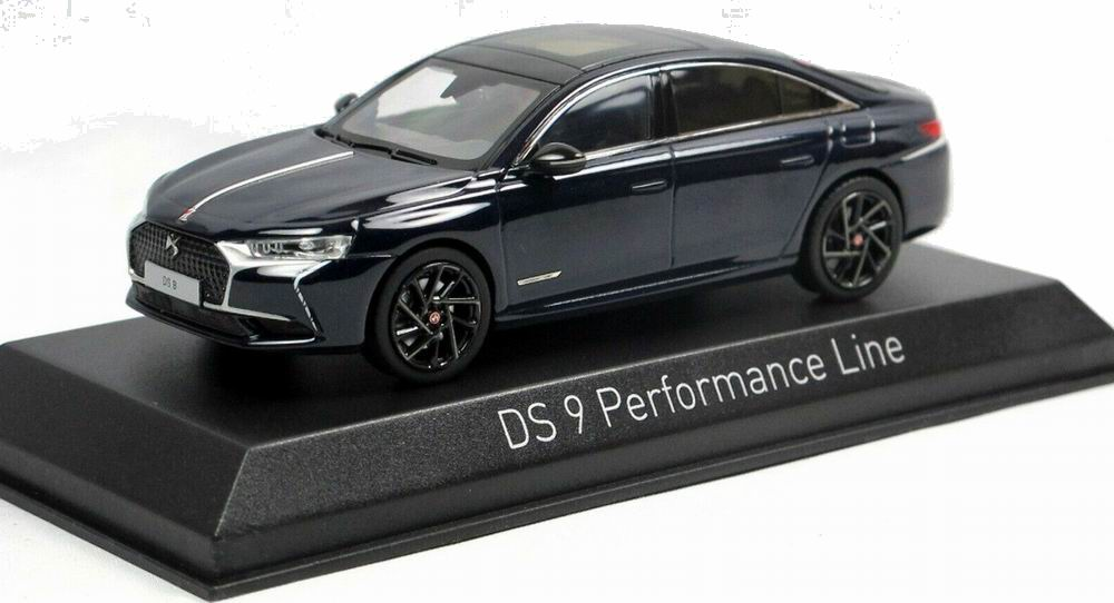 voiture miniature Citroen DS9Performance Line 2020 NOREV 1/43