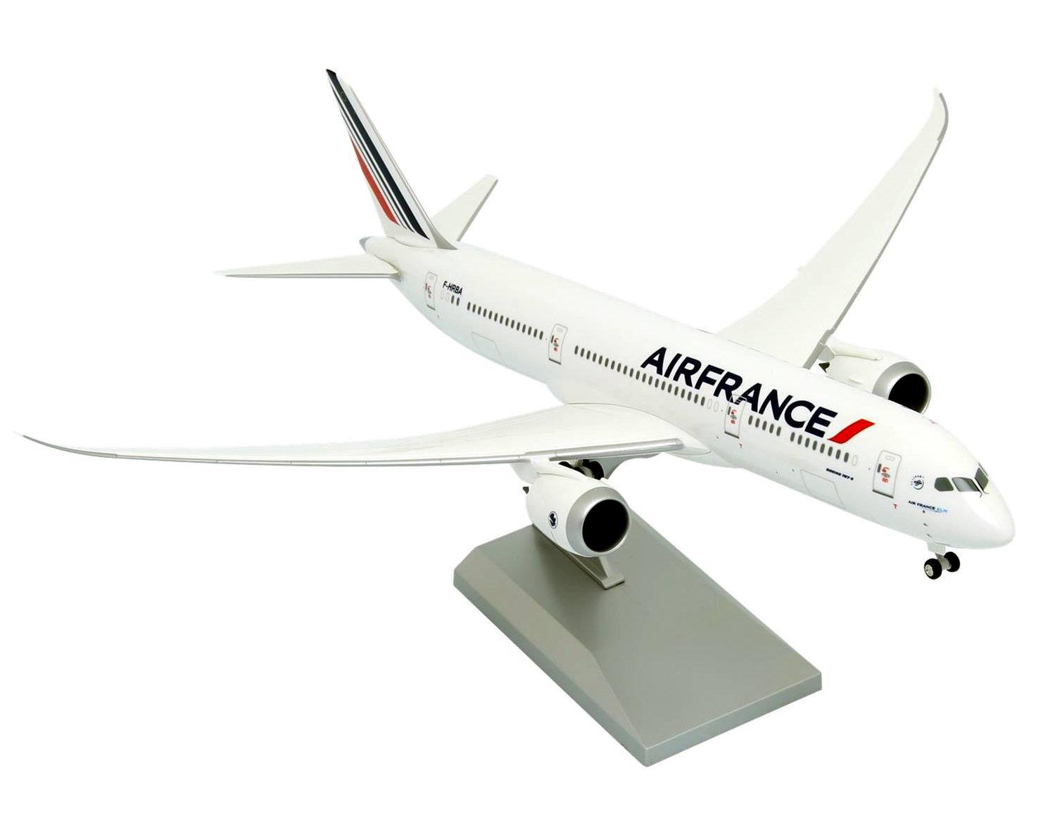 Maquette BOEING 787-9 Dreamliner métal AIR FRANCE 1/200