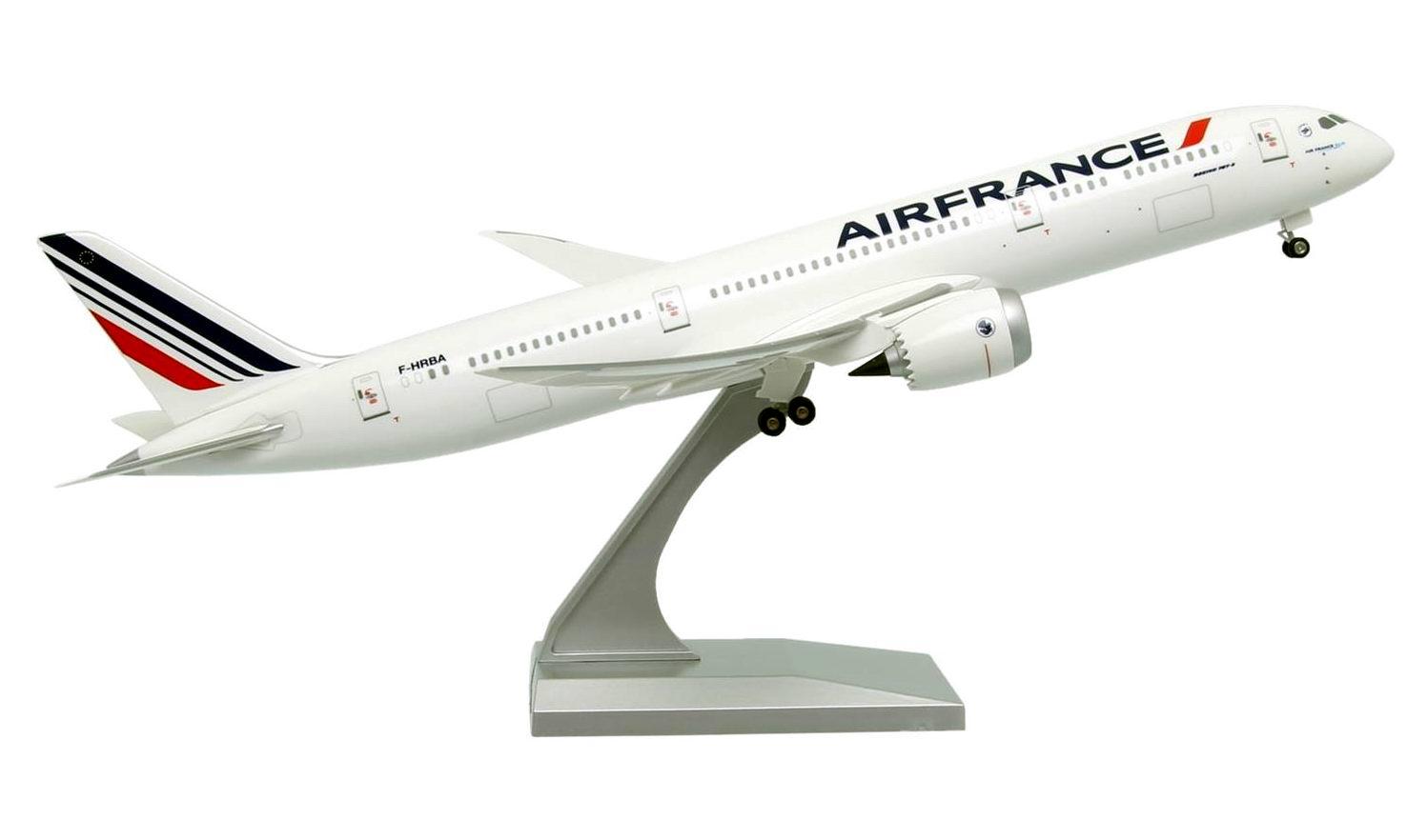 Maquette B787-9 Dreamliner AIR FRANCE 1/200