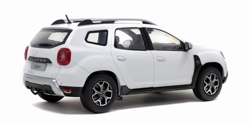 Voiture Miniature Dacia Duster Soldo 1/18