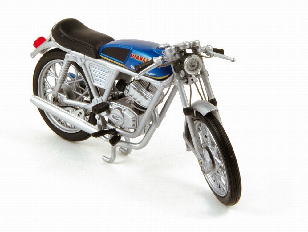 Moto GITANE Testi Champion Super 1/18 NOREV