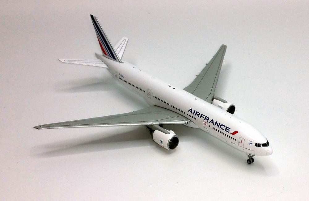 Maquette Boeing 777-200ER Air France 1/400