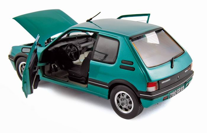 PEUGEOT 205 GTI Griffe NOREV 1/18