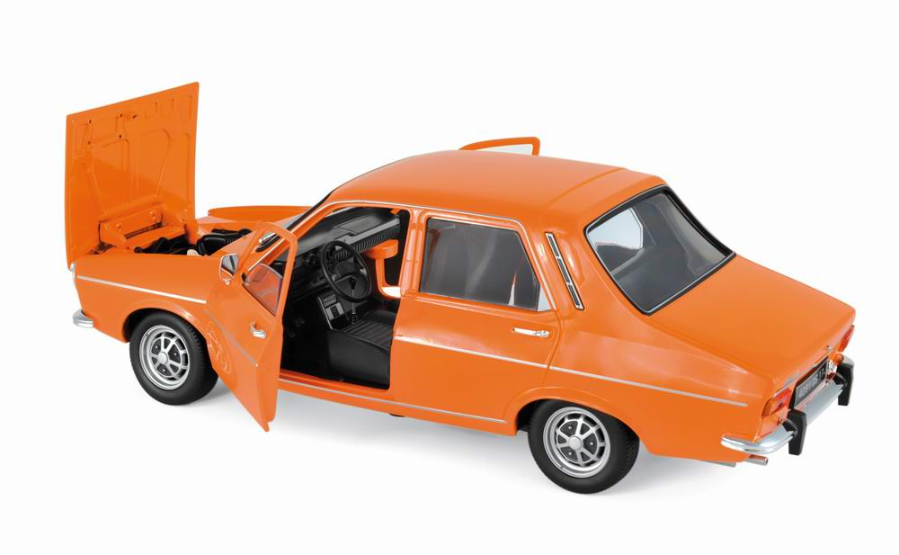 Voiture Miniature R12 TS Norev 1/18